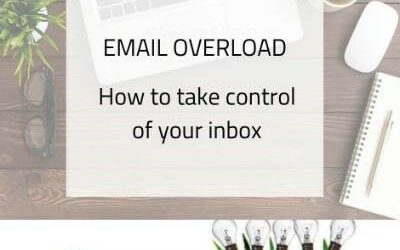 Email Overload – How To Take Back Control Of Your Inbox