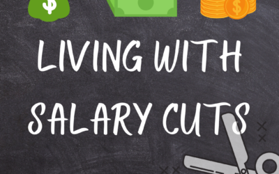 Living with Salary Cuts